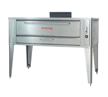 Blodgett 1060 ADDL pizza bake oven, deck-type, gas