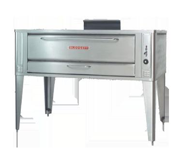 Blodgett 1060 SINGLE pizza bake oven, deck-type, gas