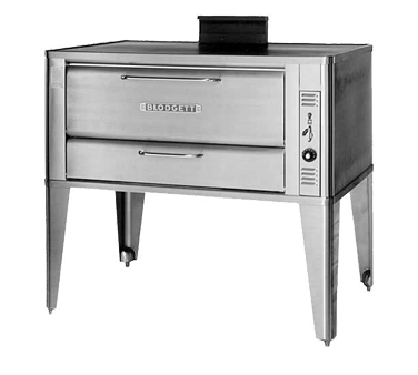 Blodgett Oven 901 SINGLE oven, deck-type, gas