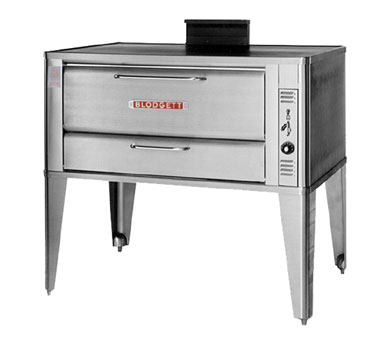 Blodgett Oven 951 DOUBLE oven, deck-type, gas