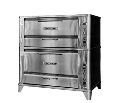 Blodgett 961-966 oven, deck-type, gas
