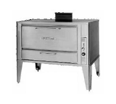 Blodgett 966 BASE oven, deck-type, gas
