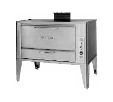 Blodgett Oven 966 BASE oven, deck-type, gas
