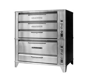 Blodgett 981-951 oven, deck-type, gas