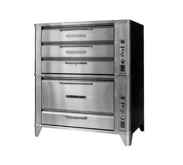 Blodgett 981-966 oven, deck-type, gas