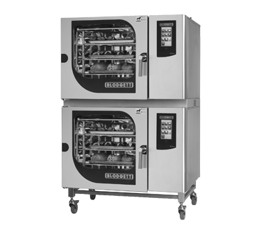 Blodgett Combi BLCT-62-62G combi oven, gas