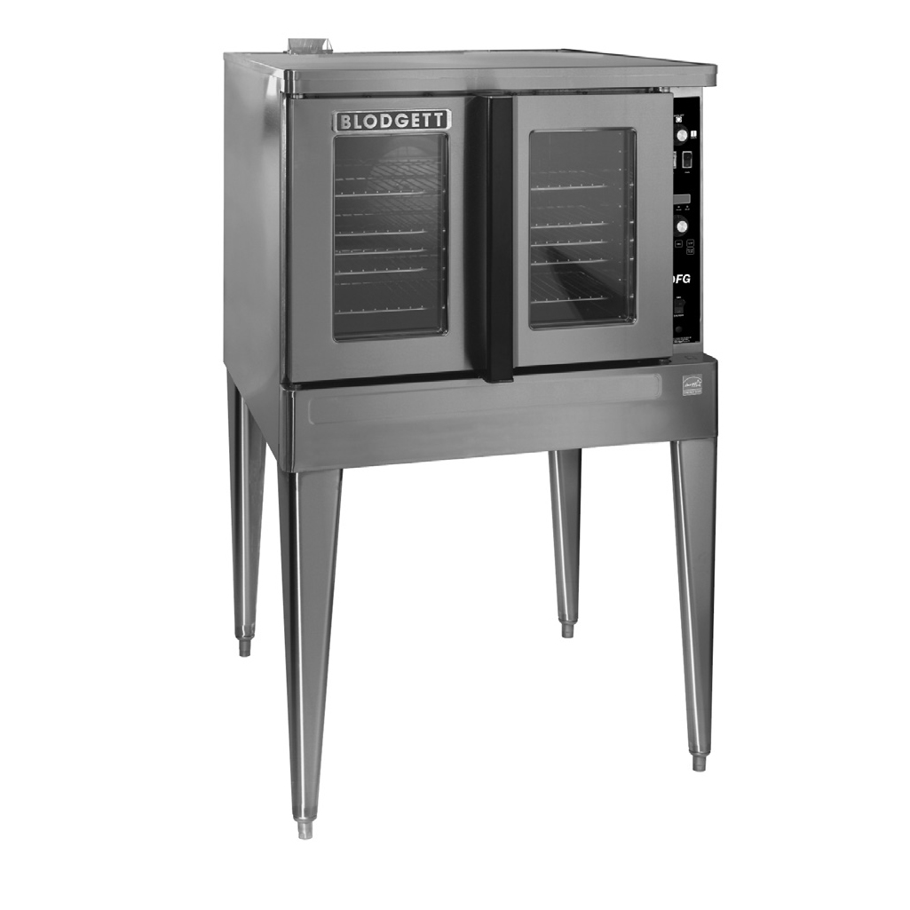 Blodgett DFG-100-ES DBL convection oven, gas