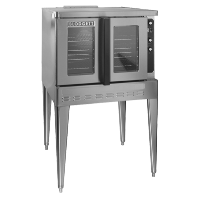 Blodgett DFG-200 BASE convection oven, gas