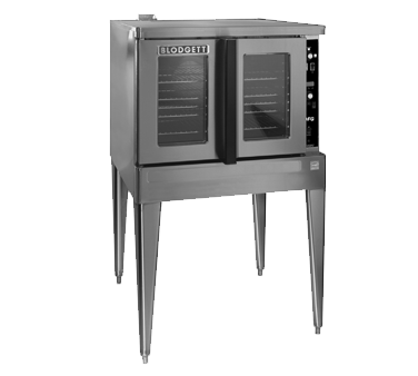 Blodgett DFG-200-ES DBL convection oven, gas