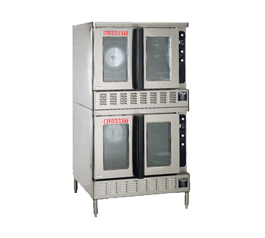 Blodgett DFG-200 RI D convection oven, gas