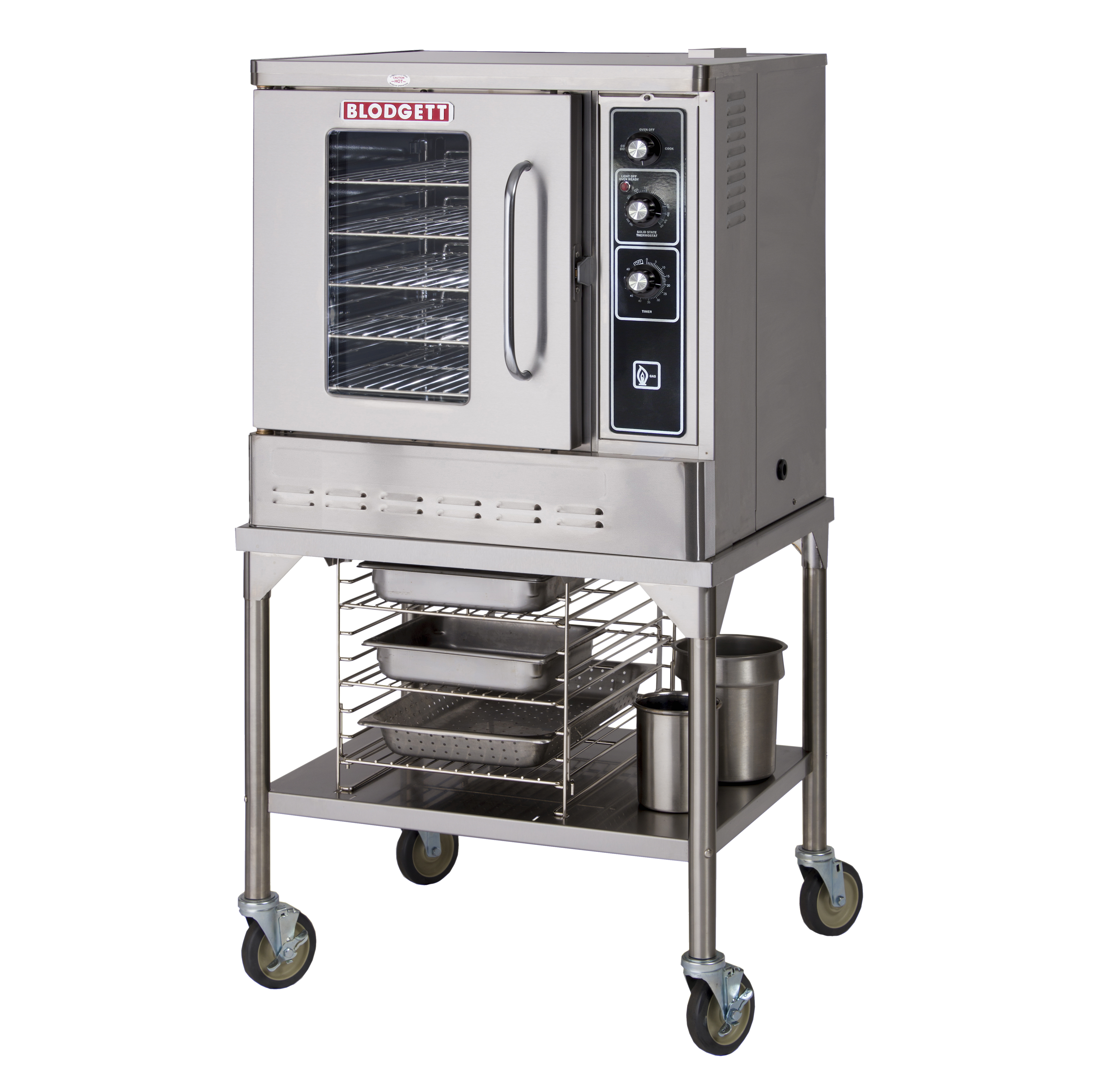 Blodgett DFG-50 ADDL convection oven, gas