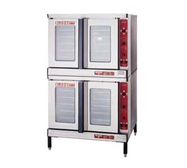Blodgett MARK V-200 DBL convection oven, electric
