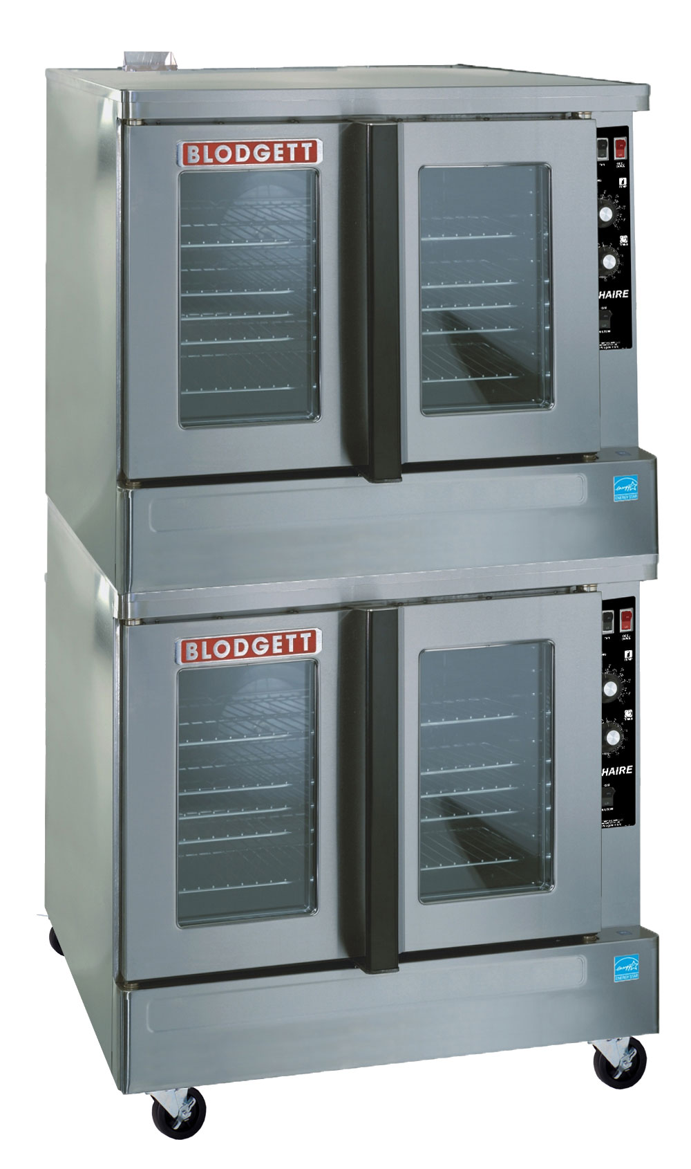 Blodgett ZEPH-100-G-ES DBL convection oven, gas