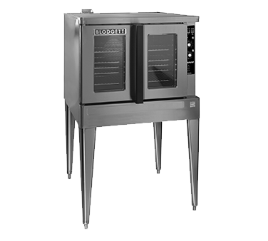 Blodgett Oven ZEPH-200-G-ES DBL convection oven, gas