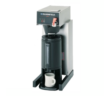 Bloomfield Ind. 1080TF-120V coffee brewer for thermal server
