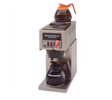 Bloomfield Ind. 9012D3F-120V coffee brewer for decanters