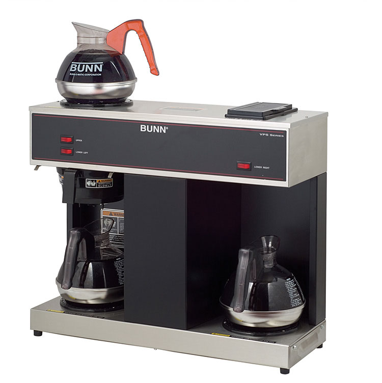 BUNN 04275.0031 coffee brewer for decanters