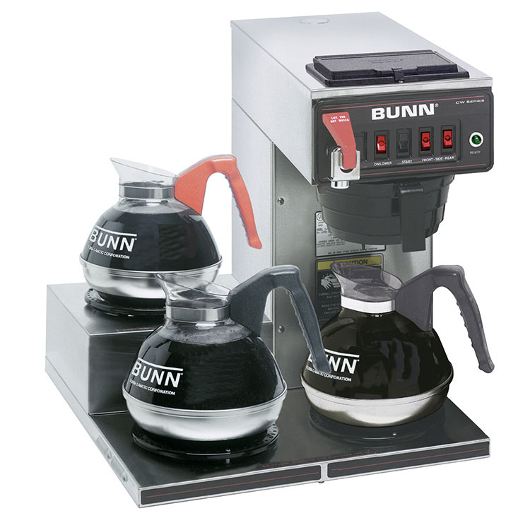BUNN 12950.0298 coffee brewer for decanters