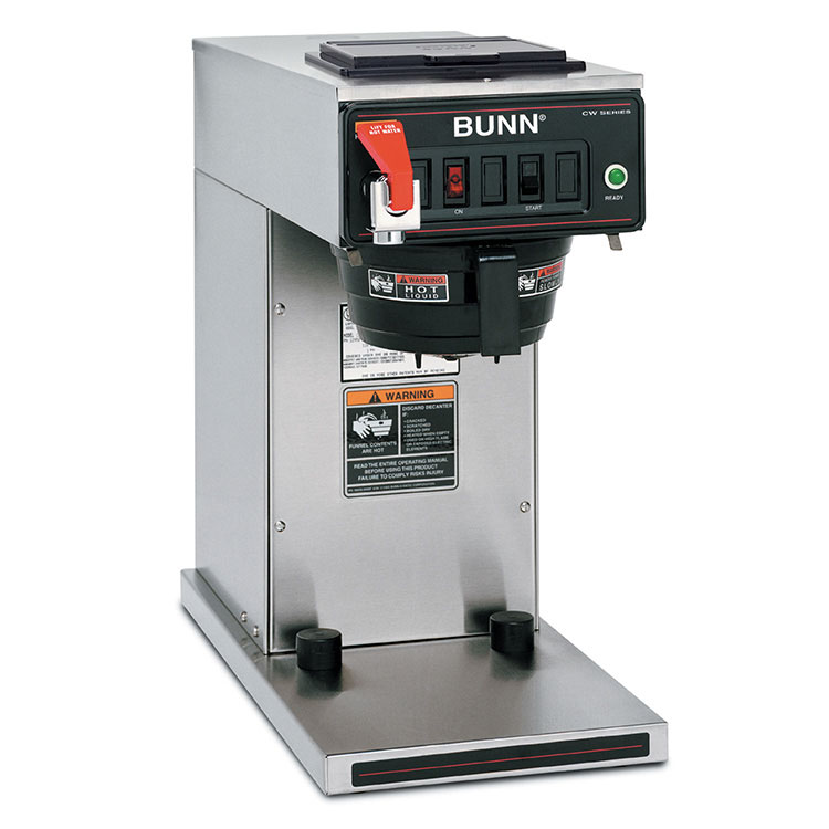 BUNN 12950.0360 coffee brewer for thermal server