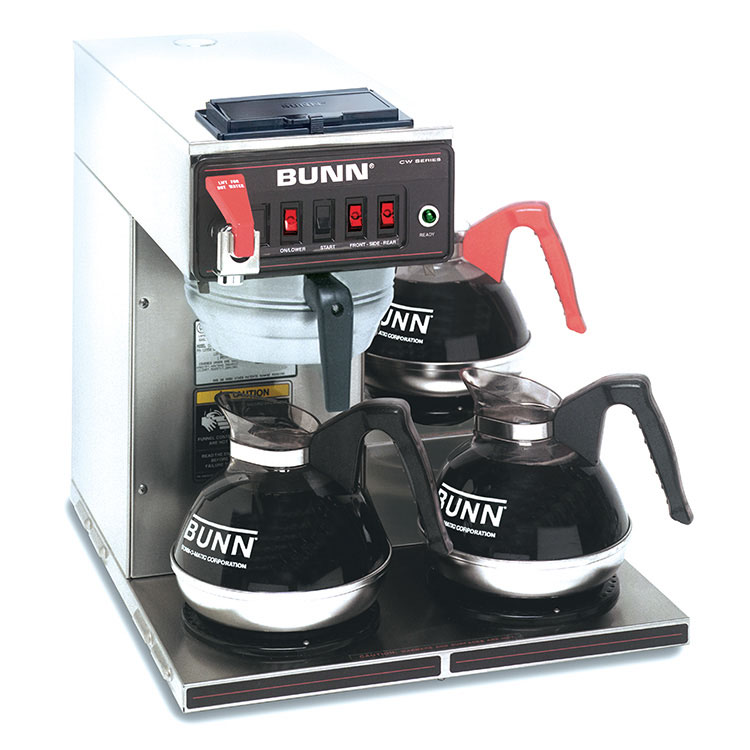 BUNN 12950.0409 coffee brewer for decanters