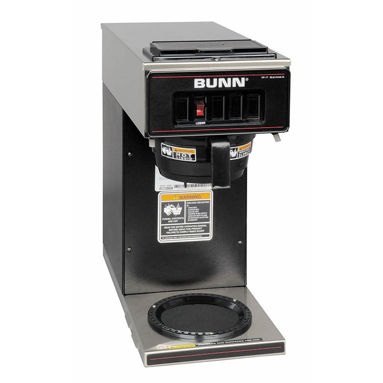Bunn 13300.0011 coffee brewer for decanters