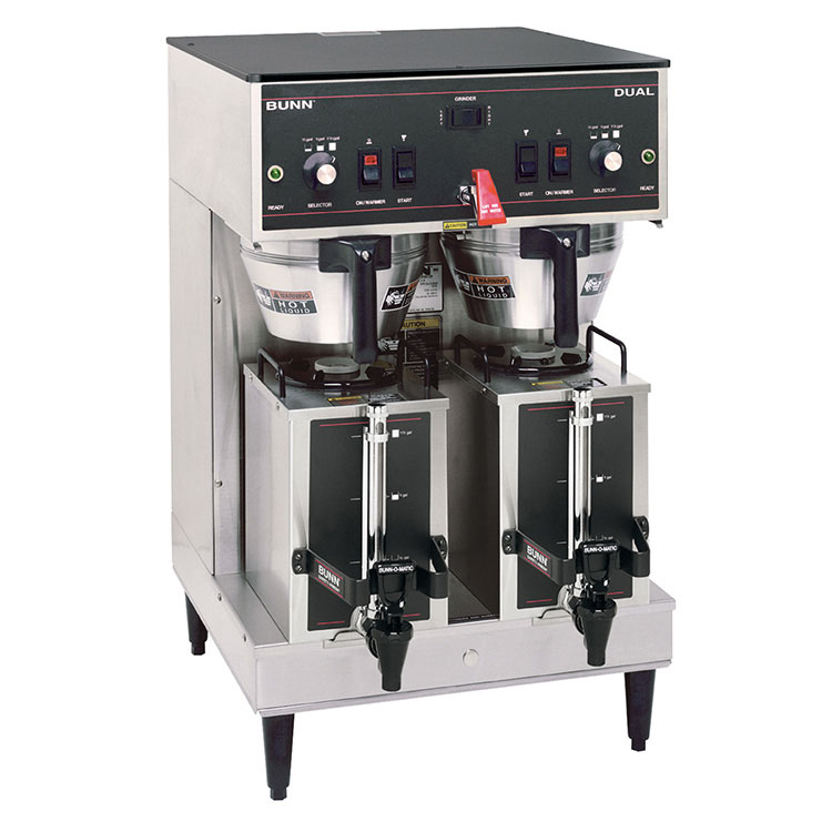 BUNN 20900.0011 coffee brewer for satellites