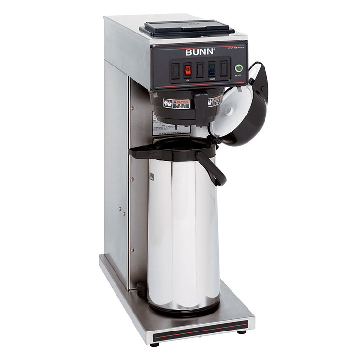 BUNN 23001.0003 coffee brewer for airpot