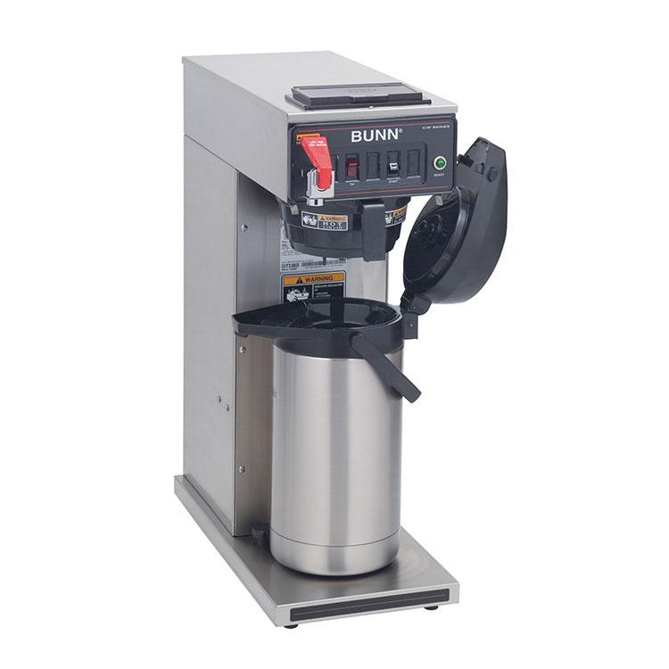 BUNN 23001.0006 coffee brewer for airpot