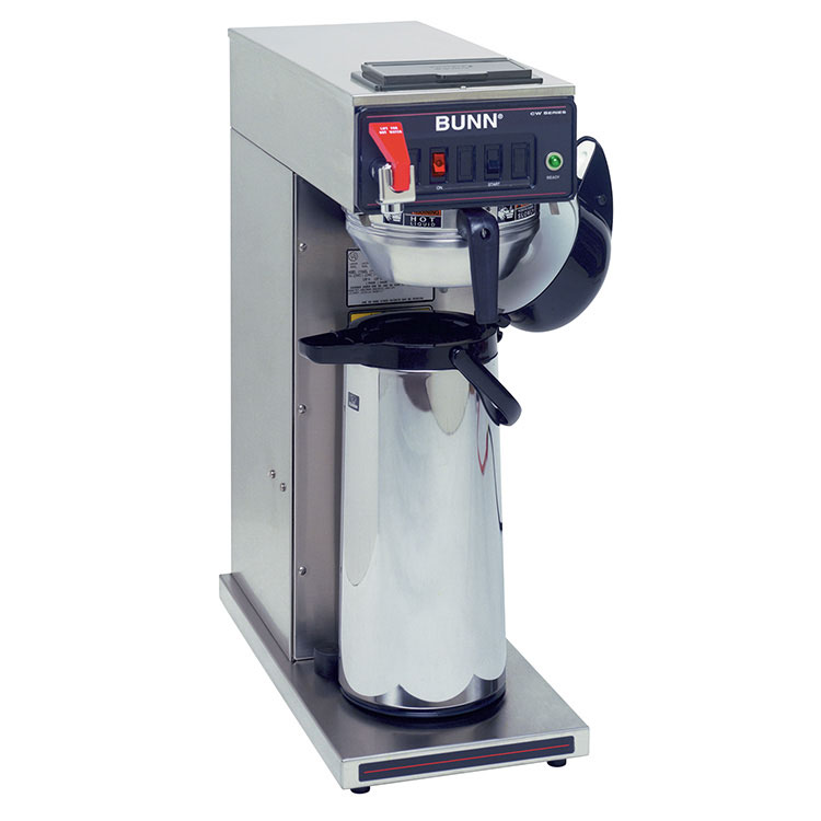 BUNN 23001.0017 coffee brewer for airpot