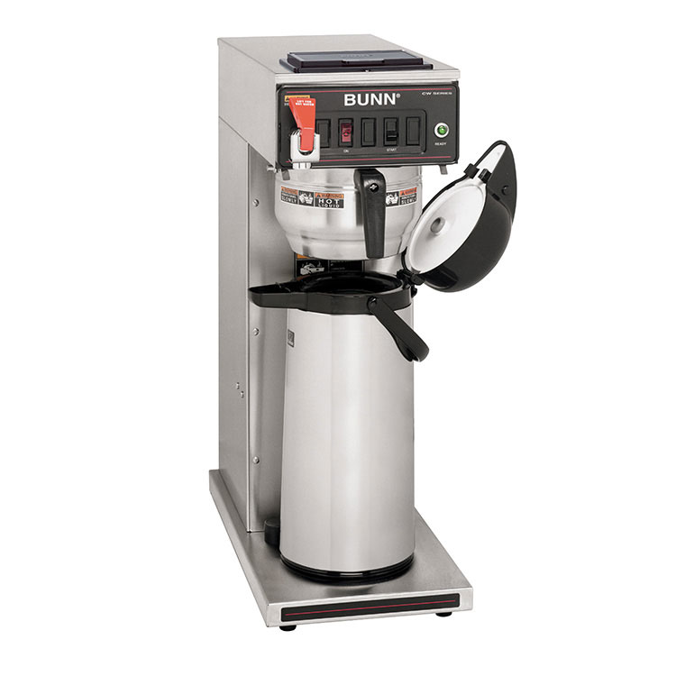 BUNN 23001.0051 coffee brewer for airpot