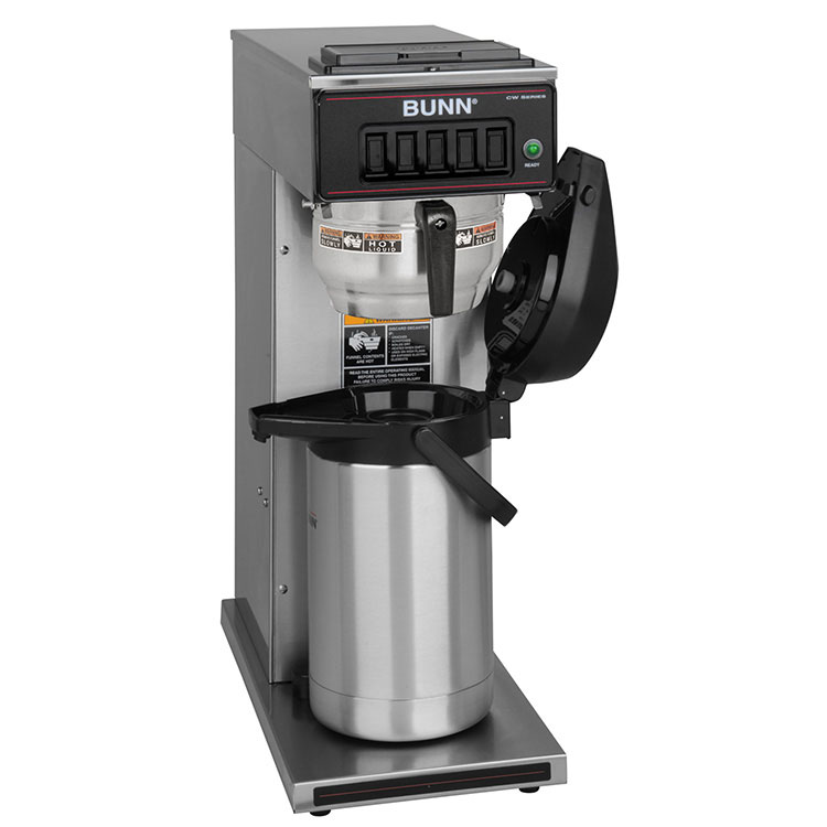BUNN 23001.0062 coffee brewer for airpot
