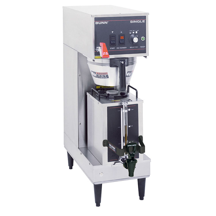 BUNN 23050.0011 coffee brewer for satellites