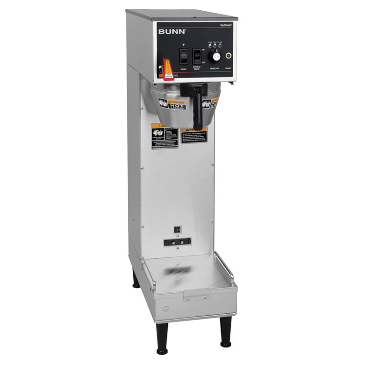 BUNN 27800.0009 coffee brewer for satellites