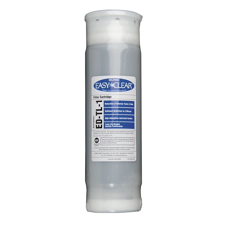 BUNN 30231.1001 water filtration system, cartridge