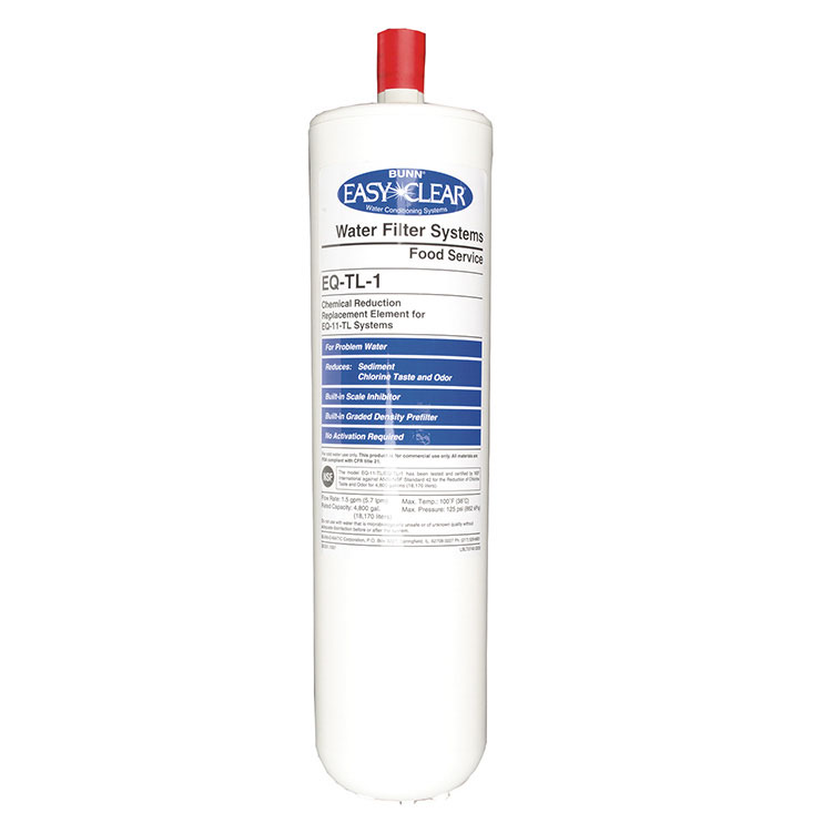 BUNN 30331.1001 water filtration system, cartridge