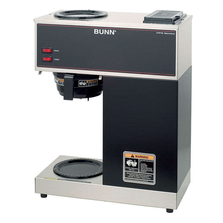 BUNN 33200.0000 coffee brewer for decanters