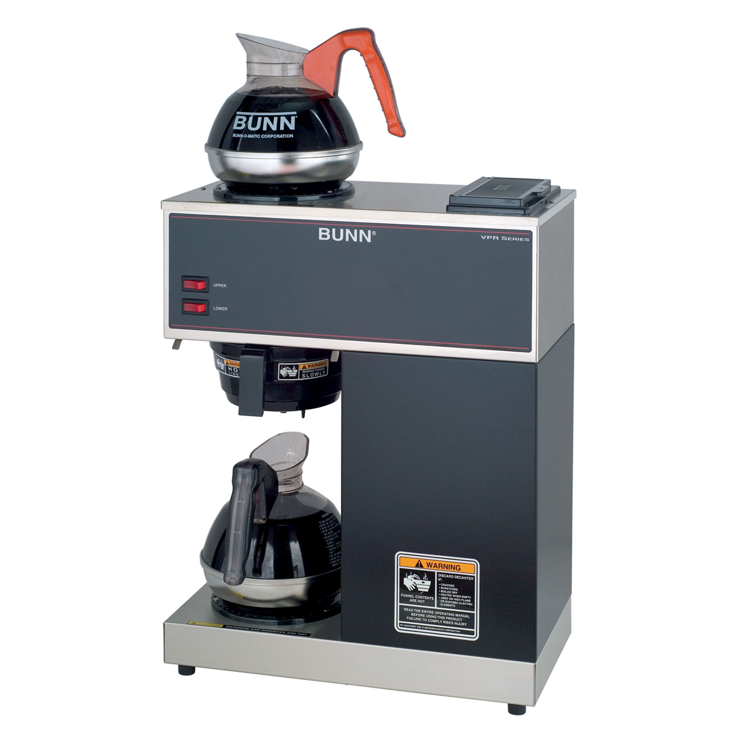 BUNN 33200.0002 coffee brewer for decanters