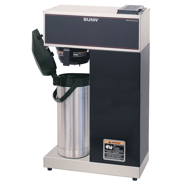 BUNN 33200.0014 coffee brewer for airpot