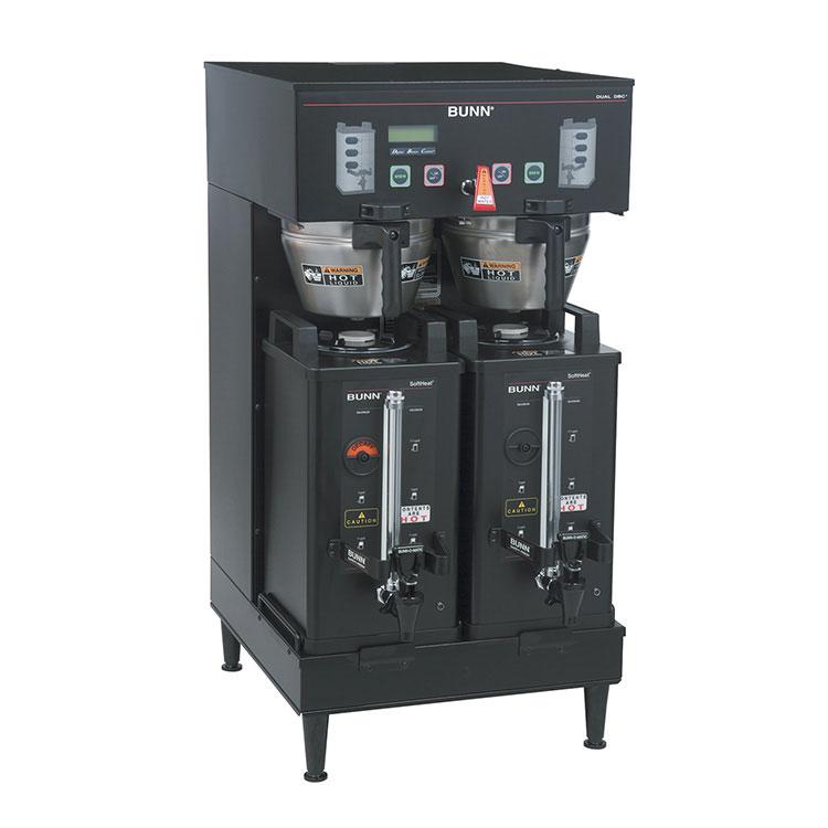 BUNN 33500.0004 coffee brewer for satellites