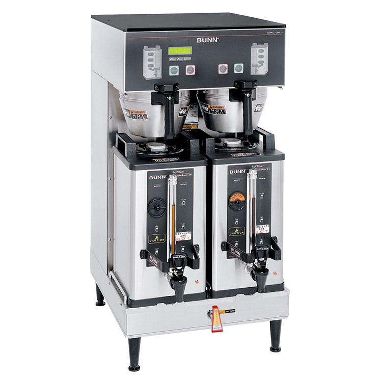BUNN 33500.0042 coffee brewer for satellites