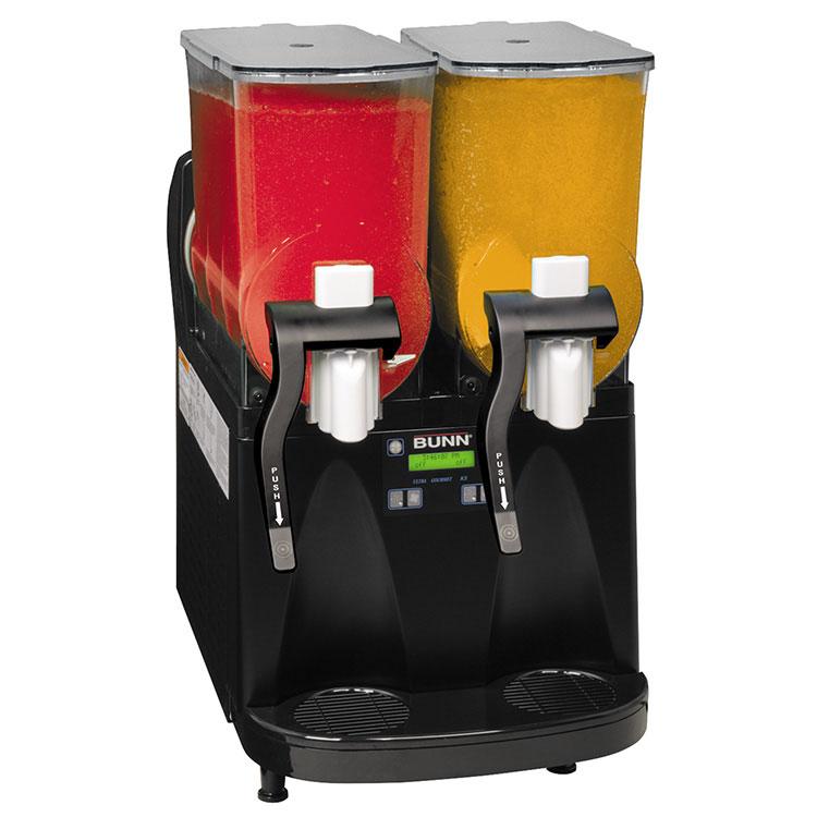 BUNN 34000.0013 frozen drink machine, non-carbonated, bowl type