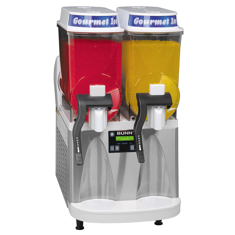 BUNN 34000.0079 frozen drink machine, non-carbonated, bowl type