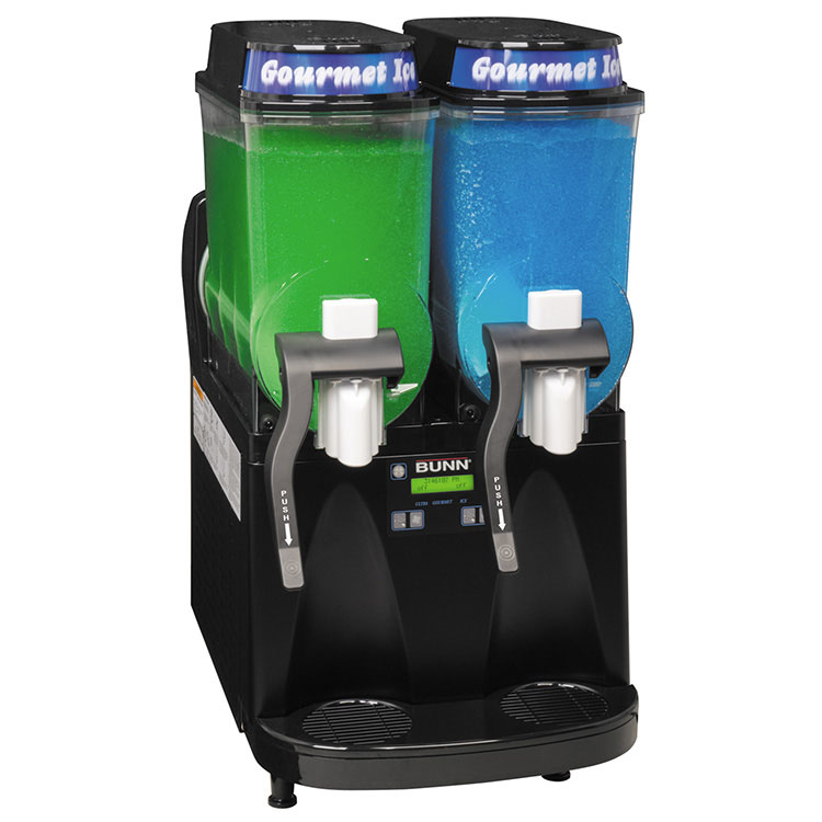 BUNN 34000.0080 frozen drink machine, non-carbonated, bowl type