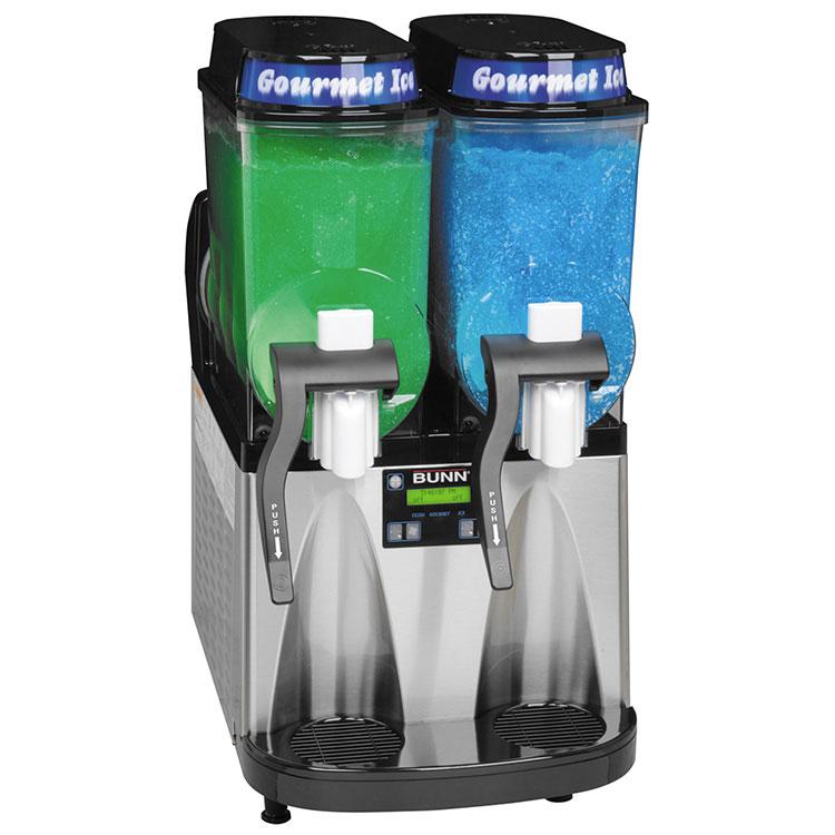 Bunn 34000.0099 frozen drink machine, non-carbonated, bowl type
