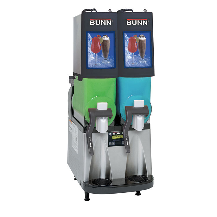 BUNN 34000.0501 frozen drink machine, non-carbonated, bowl type