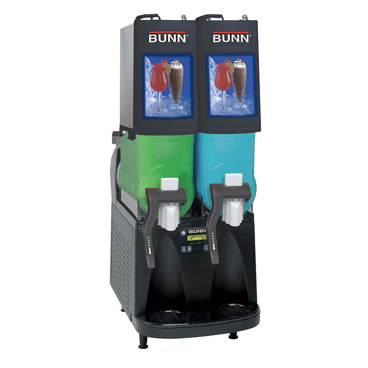 BUNN 34000.0504 frozen drink machine, non-carbonated, bowl type