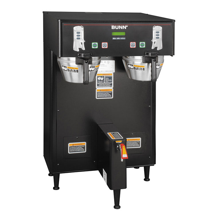 BUNN 34600.0001 coffee brewer for thermal server