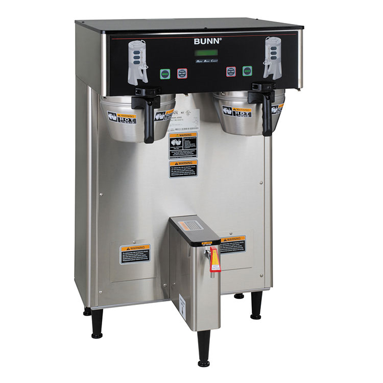 BUNN 34600.0002 coffee brewer for thermal server