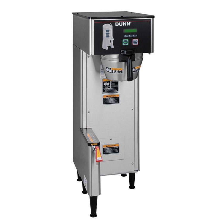 Bunn 34800 coffee brewer for thermal server