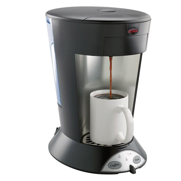 BUNN 35400.0003 coffee brewer, for single cup